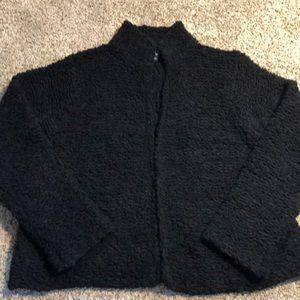 Eileen Fisher Chunky Knit Cardigan